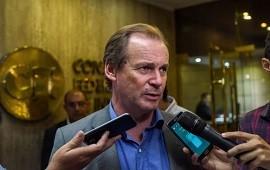 """15/11/2017: """"Hay voluntad de encontrar un acuerdo"""", dijo Bordet"""