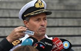 23/11/2017: La Armada desmiente a los familiares:
