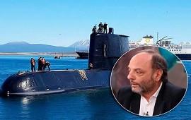 24/11/2017: Baby Etchecopar y una impactante hipótesis sobre lo que pasó en el submarino