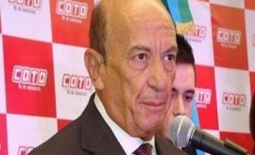 06/11/2017: Alfredo Coto afirmó que