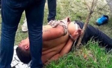07/11/2017: El sospechoso de matar a Abril estaba condenado por tentativa de homicidio