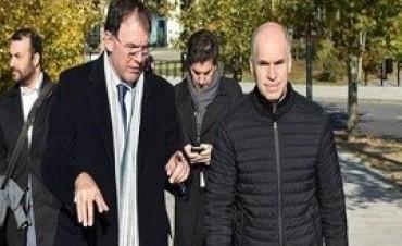07/11/2017: Rodríguez Larreta se reunió con su par de Londres