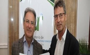 08/11/2017: Marcelo Richard estará a cargo de la Unidad Ejecutora Provincial
