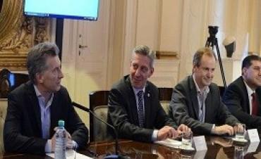 09/11/2017: El Gobierno y los gobernadores cerca de un acuerdo por la reforma tributaria y el Fondo del Conurbano