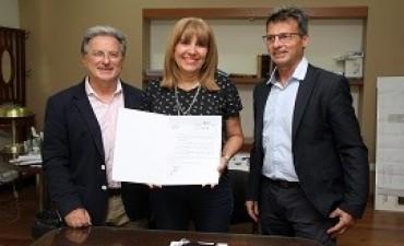 10/11/2017: Diana Calero asumió como subsecretaria de Arquitectura y Construcciones