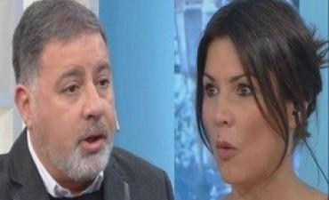 13/11/2017: Doman echó a Ursula Vargues de su programa de Canal 13