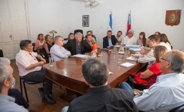 13/11/2017: Analizan la situación de los hospitales con mayor complejidad de la provincia