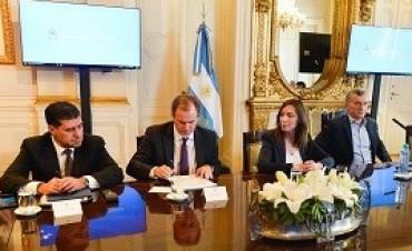 16/11/2017: Bordet aseguró que el nuevo pacto fiscal crea condiciones para crear más trabajo