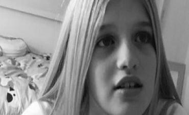22/11/2017: Murió Justina, la nena de 12 años que esperaba un corazón