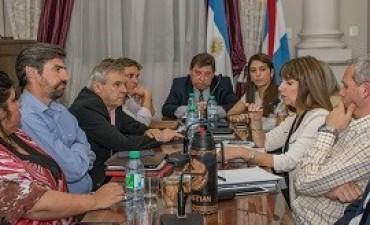 30/11/2017: Velázquez expuso sobre el proyecto de ley de narcomenudeo en la comisión de Seguridad del Senado