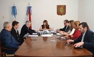 30/11/2017: La provincia profundiza el diálogo con PAMI para trabajar en pos de una mejor respuesta prestacional