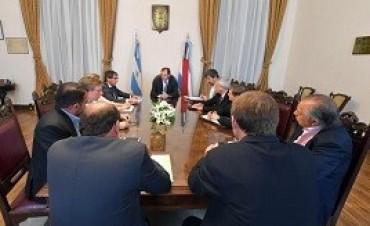30/11/2017:  Bordet destacó la madurez de los legisladores de las distintas fuerzas políticas