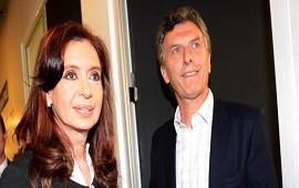 05/11/2018: Hicieron una encuesta a mejor y peor presidente desde el regreso de la democracia: ¿cómo quedaron Cristina Kirchner y Mauricio Macri?