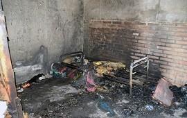 08/11/2018: Tragedia en Viedma: una joven madre y sus seis hijos murieron en incendio