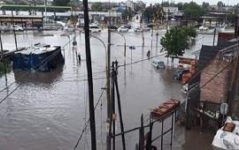 13/11/2018: Murió un bebé ahogado en Virrey del Pino por las inundaciones producidas por las intensas lluvias del sábado