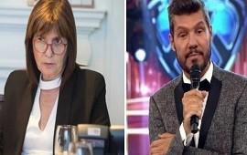 16/11/2018: Patricia Bullrich le contestó a Tinelli por el G20: