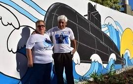 """19/11/2018: La madre del submarinista concordiense pide """"que paguen los verdaderos responsables de todo esto"""