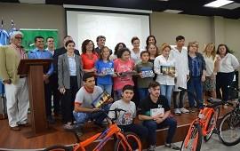 21/11/2018: Niños y jóvenes fueron premiados por su arte en torno a la donación voluntaria de sangre
