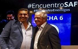 01/11/2018: Angelici no está de acuerdo con fechas de finales de Libertadores porque coincide con festejo judío
