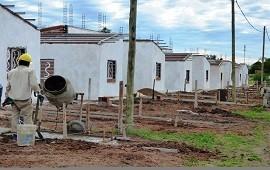 03/11/2018: Avanzan a buen ritmo las viviendas financiadas con recursos provinciales