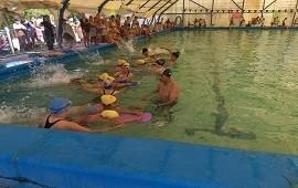 05/11/2018: El CGE implementa la enseñanza de natación en las escuelas