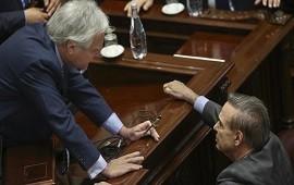 05/11/2018: Gobierno acordó con el peronismo la firma del dictamen por el Presupuesto y el paquete fiscal