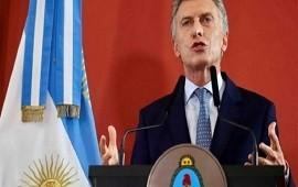 08/11/2018: Mauricio Macri: