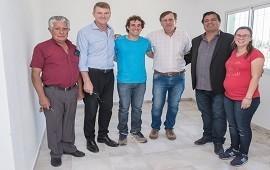 08/11/2018: Docentes técnicos de Aranguren contarán con su vivienda propia