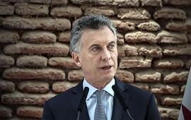 12/11/2018: Macri habló de Aerolíneas y criticó su manejo durante el kirchnerismo