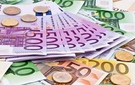 12/11/2018: El Euro perdió 10% en 10 meses y cae a su valor mínimo desde 2017