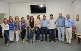 13/11/2018: Asumió la nueva comisión directiva de la Asociación Hotelera y Gastronómica de Concordia