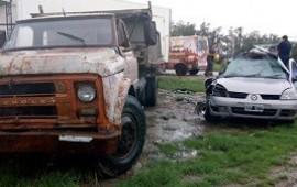 13/11/2018: Un joven falleció en un accidente sobre la ruta 18