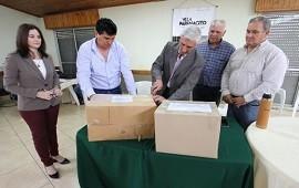 13/11/2018: Se licitó la obra de la Planta Compacta Potabilizadora de Agua para la localidad de Villa Paranacito