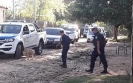 14/11/2018: Importante operativo policial en varios barrios de Concordia