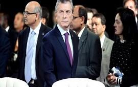 15/11/2018: Mauricio Macri y los atentados: