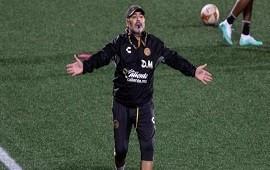 15/11/2018: Ante una sanción inminente, Diego Maradona será investigado en México