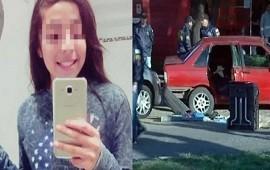 21/11/2018: Atada y amordazada: así encontró un testigo a Xiomara, la joven asesinada en un secuestro