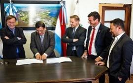 21/11/2018: La provincia y el municipio de Paraná articulan políticas de defensa del consumidor