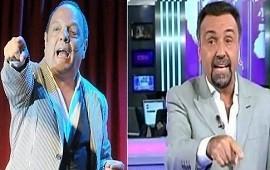 21/11/2018: Escándalo: apareció el video de Roberto Navarro y Baby Etchecopar a las piñas