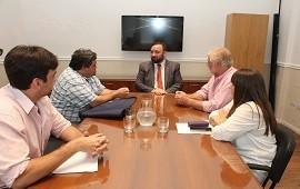 22/11/2018: Buscan cuidar y promover los puestos de trabajo de la industria cárnica