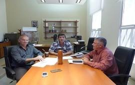 22/11/2018: La provincia trabaja con Vicoer para la ejecución de nuevas viviendas