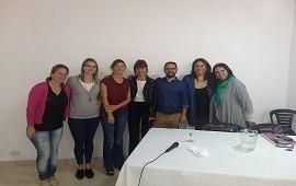 23/11/2018: El Coprev participó de la Primera Jornada Regional sobre violencia de género y nuevas masculinidades