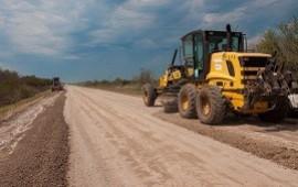 23/11/2018: Recuperan caminos productivos afectados por las lluvias en Nogoyá