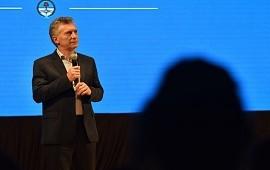 """04/11/2019: Mauricio Macri envió un mensaje a su tropa en la reunión de Gabinete ampliado: """"No dejo la política, acá hay gato para rato"""""""