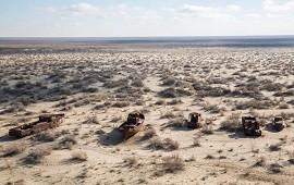 07/11/2019: Seis países y sus 60 millones de habitantes dependen de un mar que está a punto de convertirse en un desierto fantasma