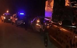 09/11/2019: Personal policial de ocho departamentos intervino en 10 allanamientos por narcotráfico
