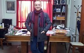 """13/11/2019: Aunque aclaró que no hizo la publicación, el rector concordiense pidió disculpas """"a la comunidad y el electorado"""""""