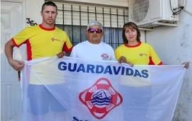 """18/11/2019: """"Lo primero es formar profesionales que cuiden las playas"""", dicen desde la Delegación Colón del Sindicato de Guardavidas"""