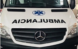 25/11/2019: Gracias al aporte de Salto Grande, el hospital Carrillo contará con una nueva ambulancia