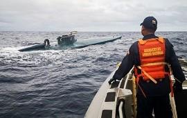 25/11/2019: Interceptaron en España el primer narcosubmarino de Europa con 3.000 kilos de cocaína